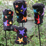 Fleece Head Cover Sets